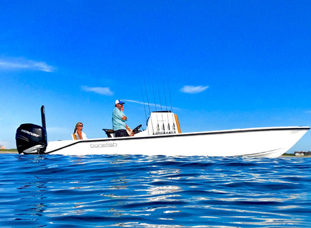 Bonefish Launches Malvado 26