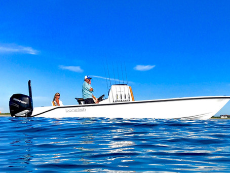 Bonefish Launches Malvado 26