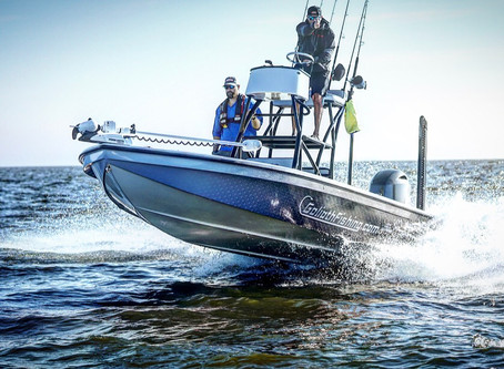 Goliath Fishing Airs on CBS Sports