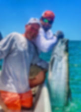 Capt. Keith Edinger - Sabalo Boats