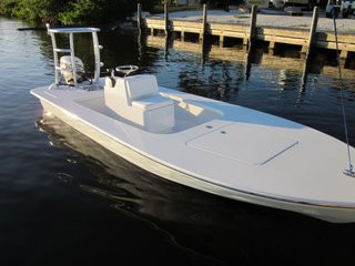 Sport Fishing - Five Bantam Weight Flats Skiffs (Bohemian 17)