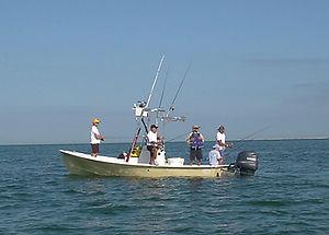 Capt. David Rieumont - Sabalo Boats