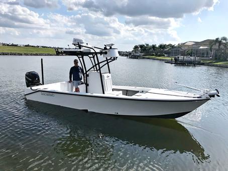 Florida Sportsman Boat Review - Malvado 26