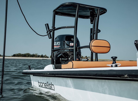 Saltwater Sportsman Names Bohemian 17 As One of the Best Flats Boats
