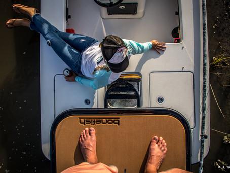 Skiff Life Boat Review - Bohemian 17