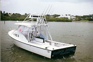 Capt. Tom Markham - Sabalo Boats