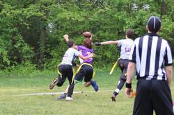Vikings and Saints 3 - April 22