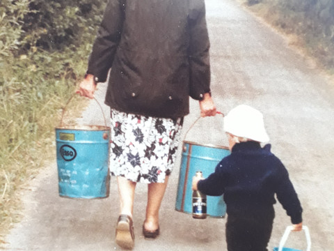 Mormor Anna & Ulf