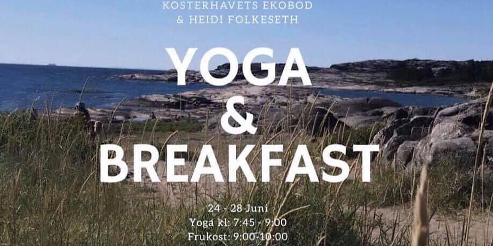 Yoga & Breakfast med Yoga- & Wellness coachen Heidi Folkeseth