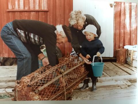 Åke, Anna & Ulf