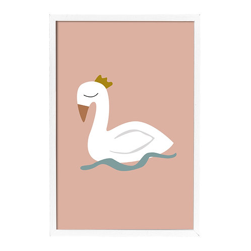 Cuadro Swan
