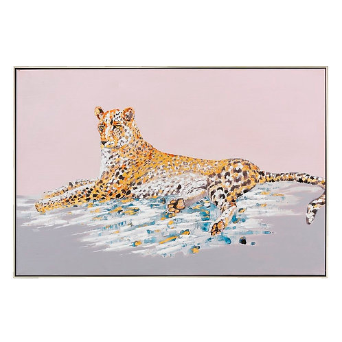 Cuadro Leopard