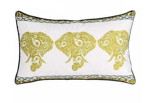 Cojín Tri-Elefante