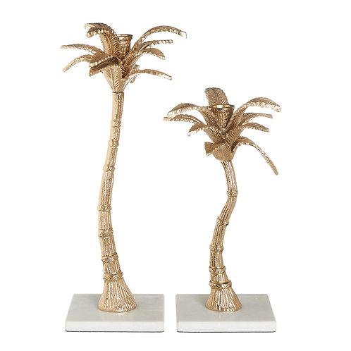 Portavelas Palm