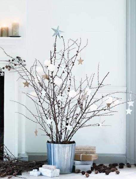 Las tendencias en decoración de la Navidad 2017