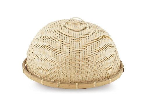 Cubreplatos Bambú
