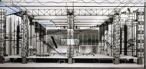 Diseño de espacios públicos y especializados
