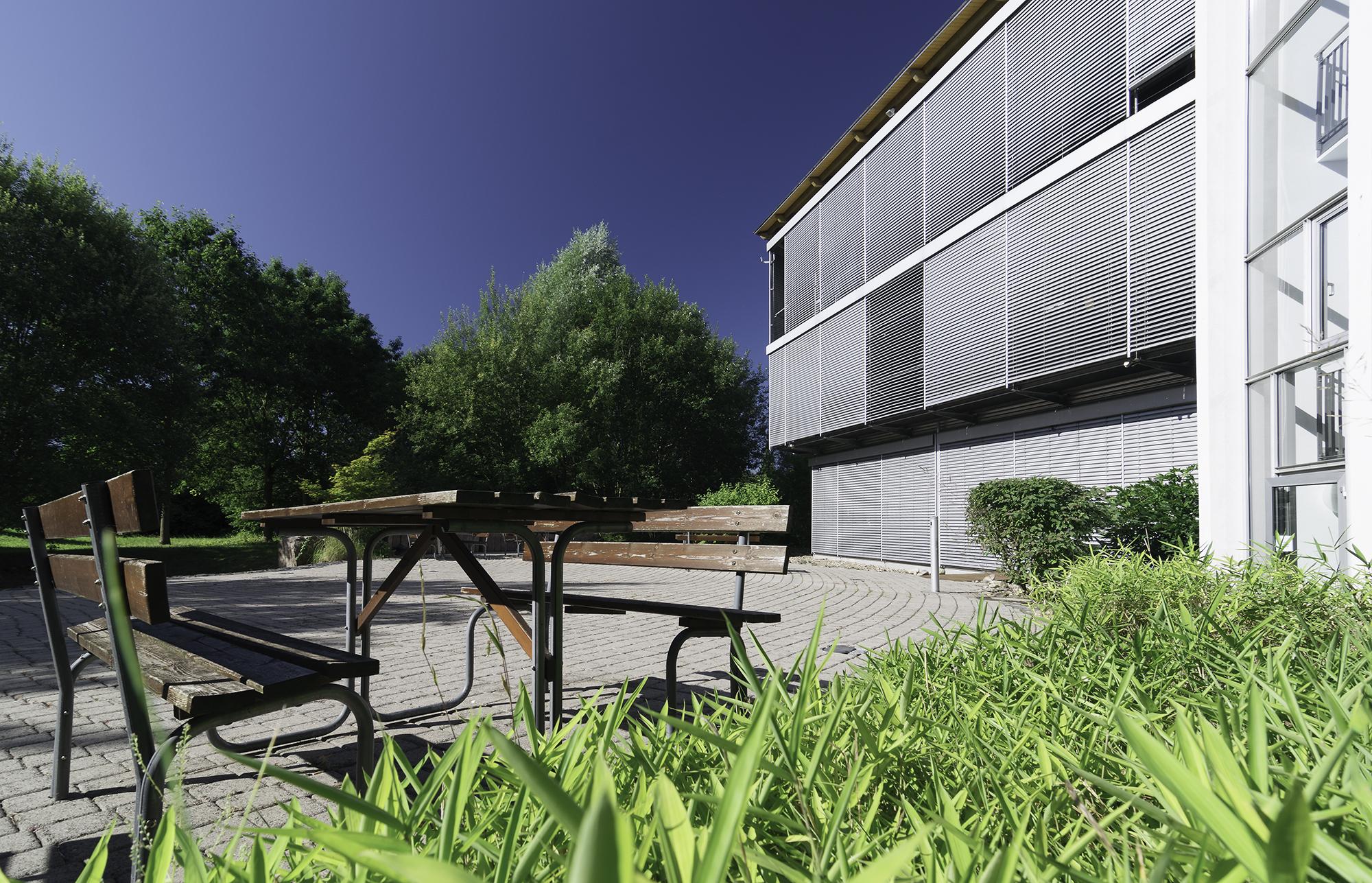 terrasse mit VG2