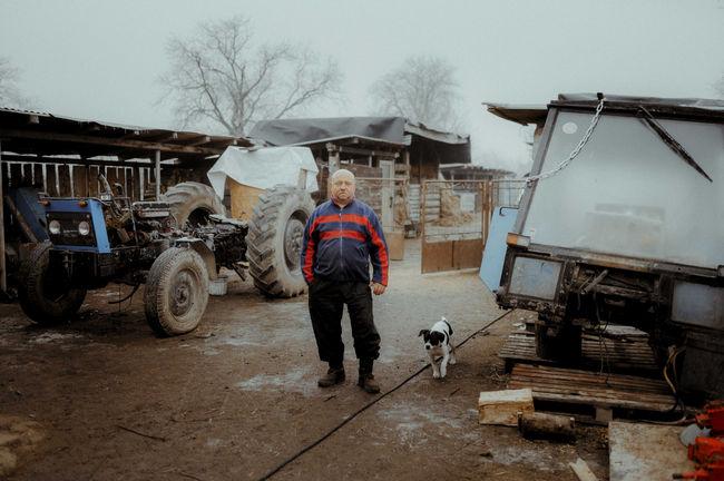 A slovak farmer