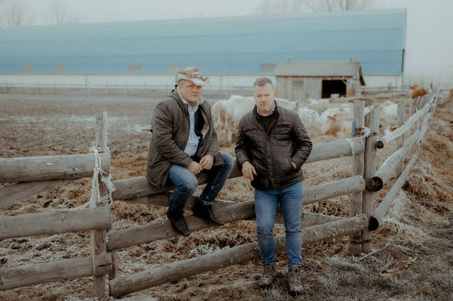 Slovak farmers