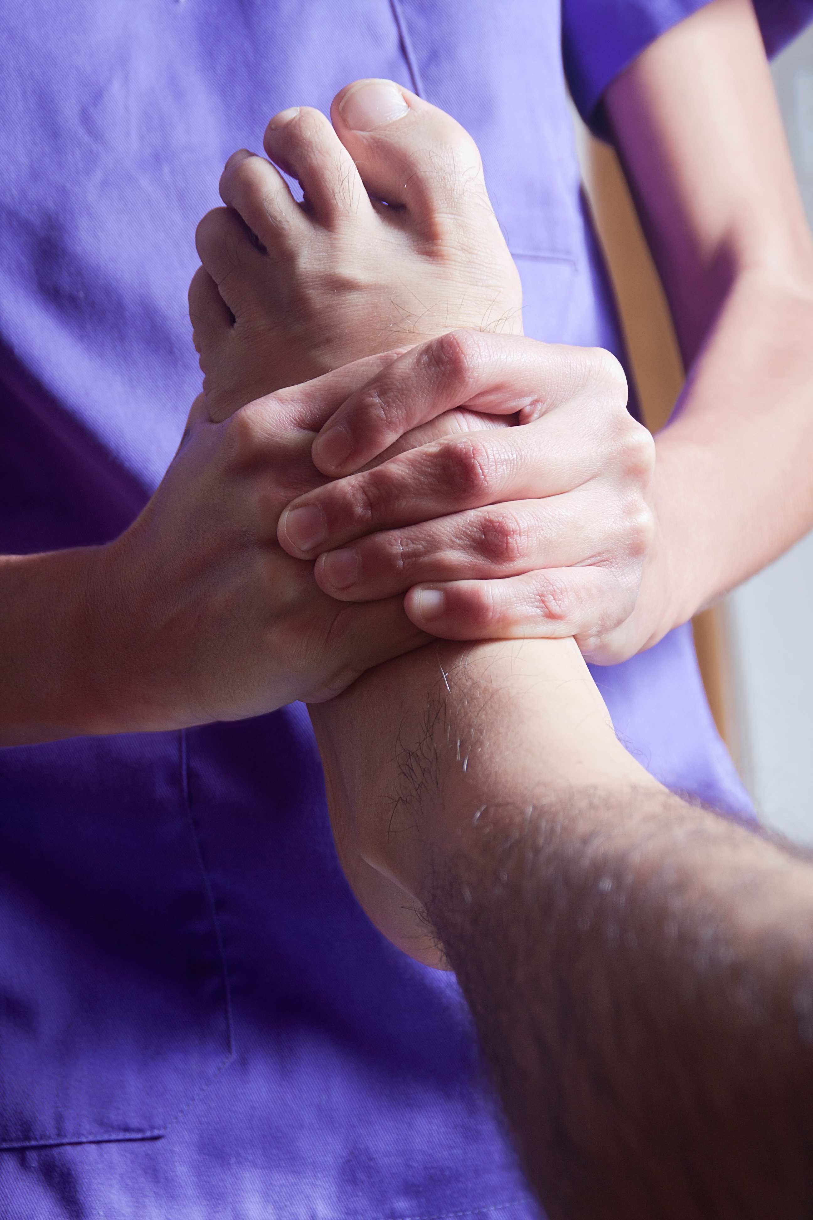 Osteopathy for joint pain Edinburgh