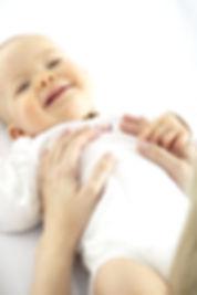 Osteopathy for children in Edinburgh Portobello