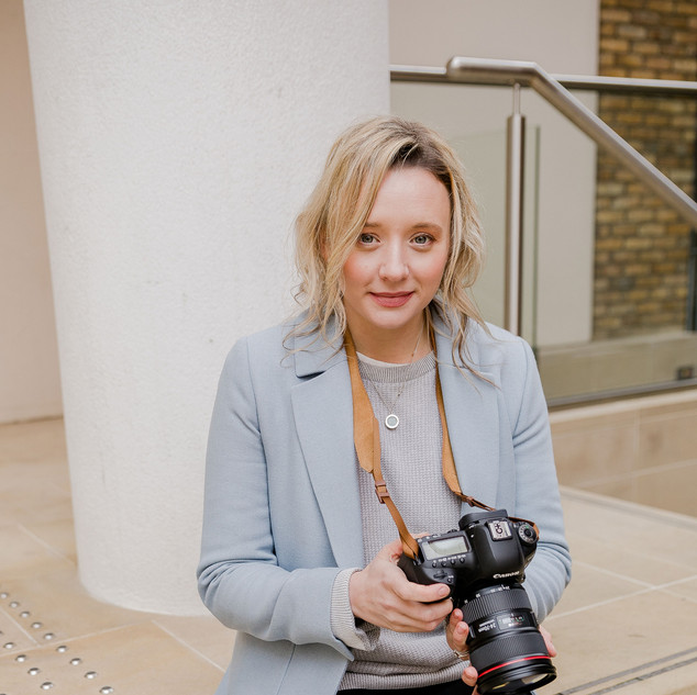 Sarah Daghestani Photography Headshot