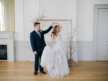 St. Albans Museum + Gallery Wedding Photography and Spring Wedding Ideas