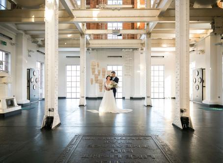 West Reservoir Centre Wedding Photography and Hackney wedding ideas