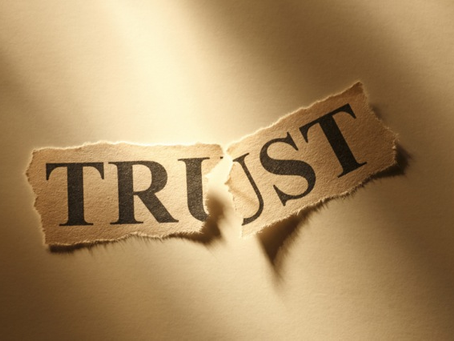 Why Has Trust Become A Precious Commodity?