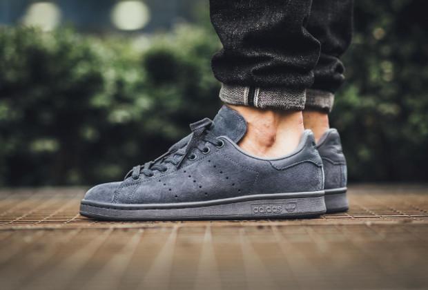 Adidas Stan Smith Onix Grey