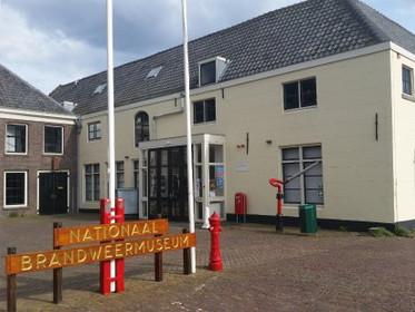Optreden Brandweermuseum Hellevoetsluis definitief op 16 oktober 2021