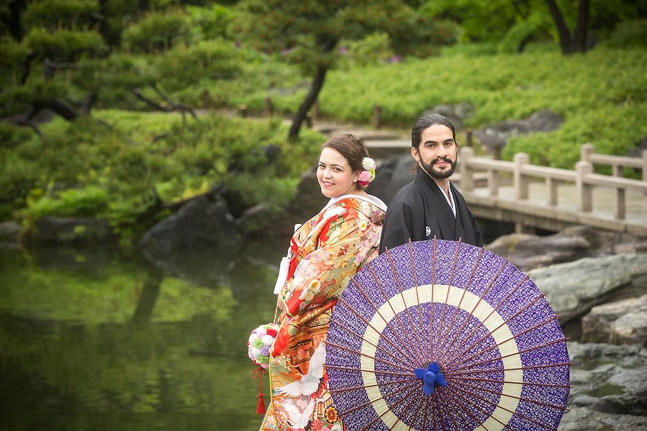Destination Wedding in Japan
