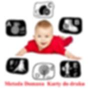 Metoda Domana Bity inteligencji i nauka czytania karty do druku materiały do pobrania Wczesna edukacja