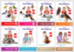 Bity inteligencji flashcards - ilustrowana encyklopedia dla dzieci w kartach do stymulowania rozwoju neurologicznego