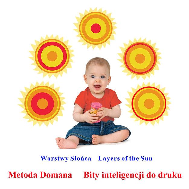 Wczesna edukacja karty obrazkowe Metoda Domana Czytanie Bity inteligencji do druku do pobrania Wczesna edukacja Metoda Domana