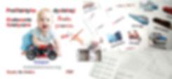 Metoda Domana Wczesna edukacja Transport Zestaw profilaktyczny kart do nauki czytania i pisania metodą fonetyczną Terapia dysleksji i dysgrafii