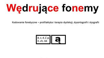 Bity inteligencji - polskie fonemy
