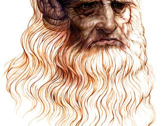 Leonardo da Vinci w Poradni - zaburzenia czy naturalne predyspozycje?