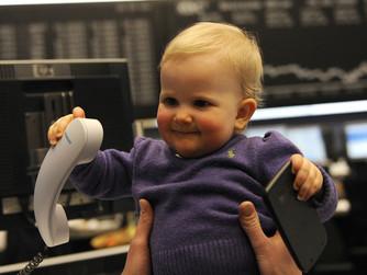 Rozmowa z dzieckiem przyspiesza rozwój mózgu