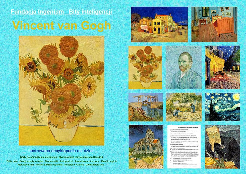 Bity inteligencji Seria Van Gogh karty do pobrania