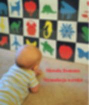 Metoda Domana Jak rozwijać wzrok noworodka?
