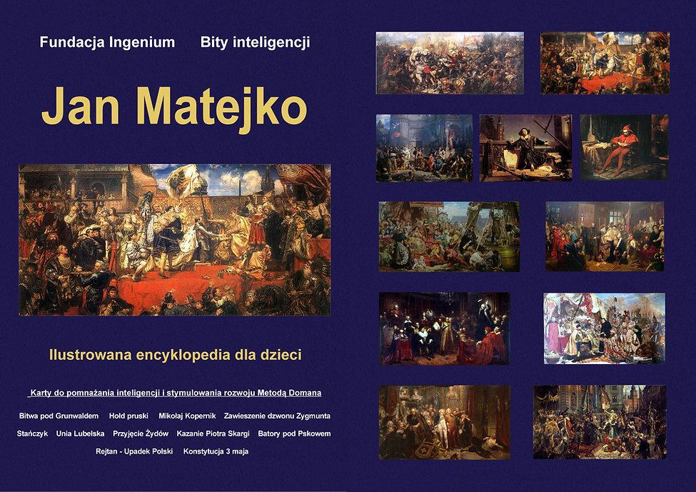 Bity inteligencji Jan Matejko