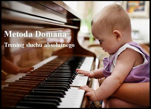 Metoda Domana Muzyczne bity inteligencji nauka słuchu absolutnego