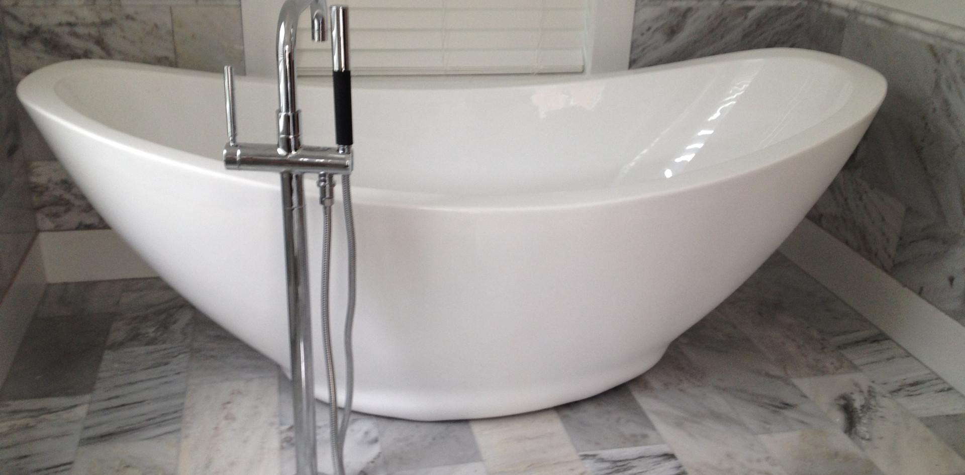 Custom High End Bathroom Remodels