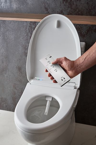 Get Smart with a Washlet Toilet