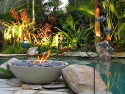 Outdoor Ambience Fire Pit