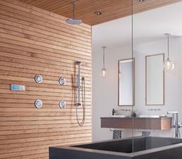 Smart Shower Technology