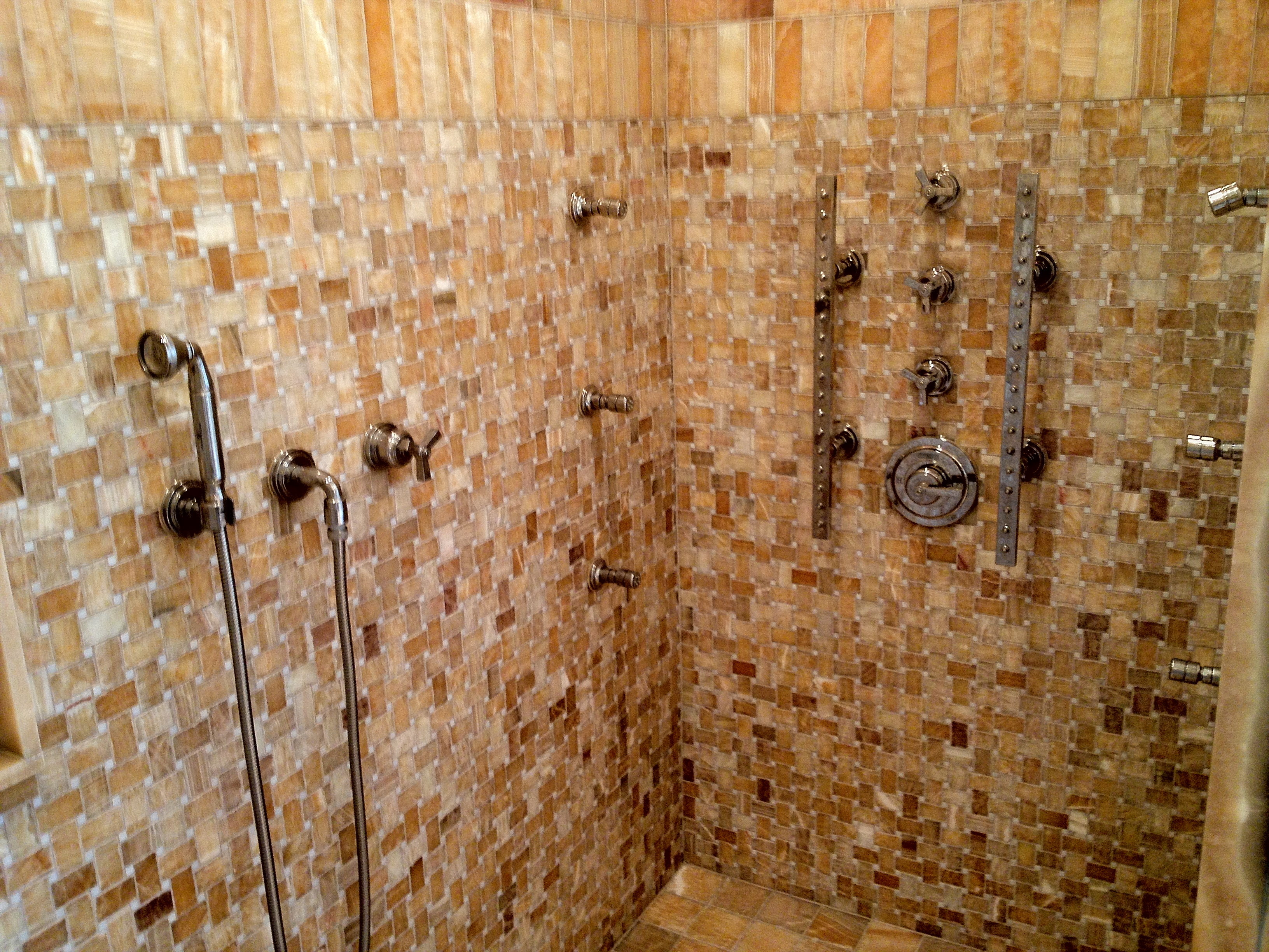 Multi Head Spa Shower