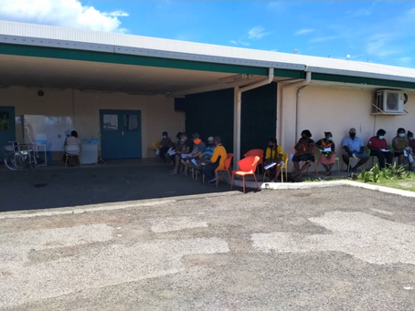 PNG COVID CRISIS WORSENS: ADVOCATES CALL TO BRING REFUGEES HERE